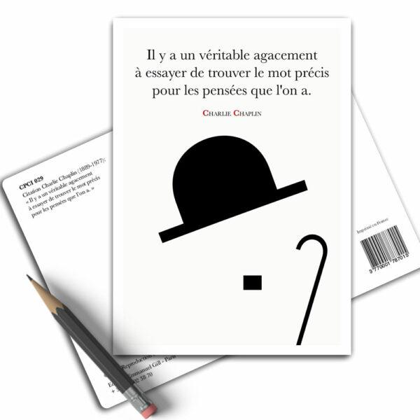 Citation Charlie Chaplin
